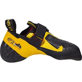 La Sportiva Skwama Climbing Shoes Unisex Black/Yellow